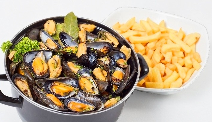 MOULES-FRITES 2016