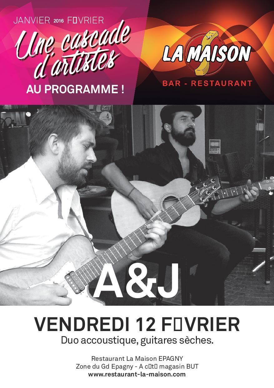 Concert de A&J