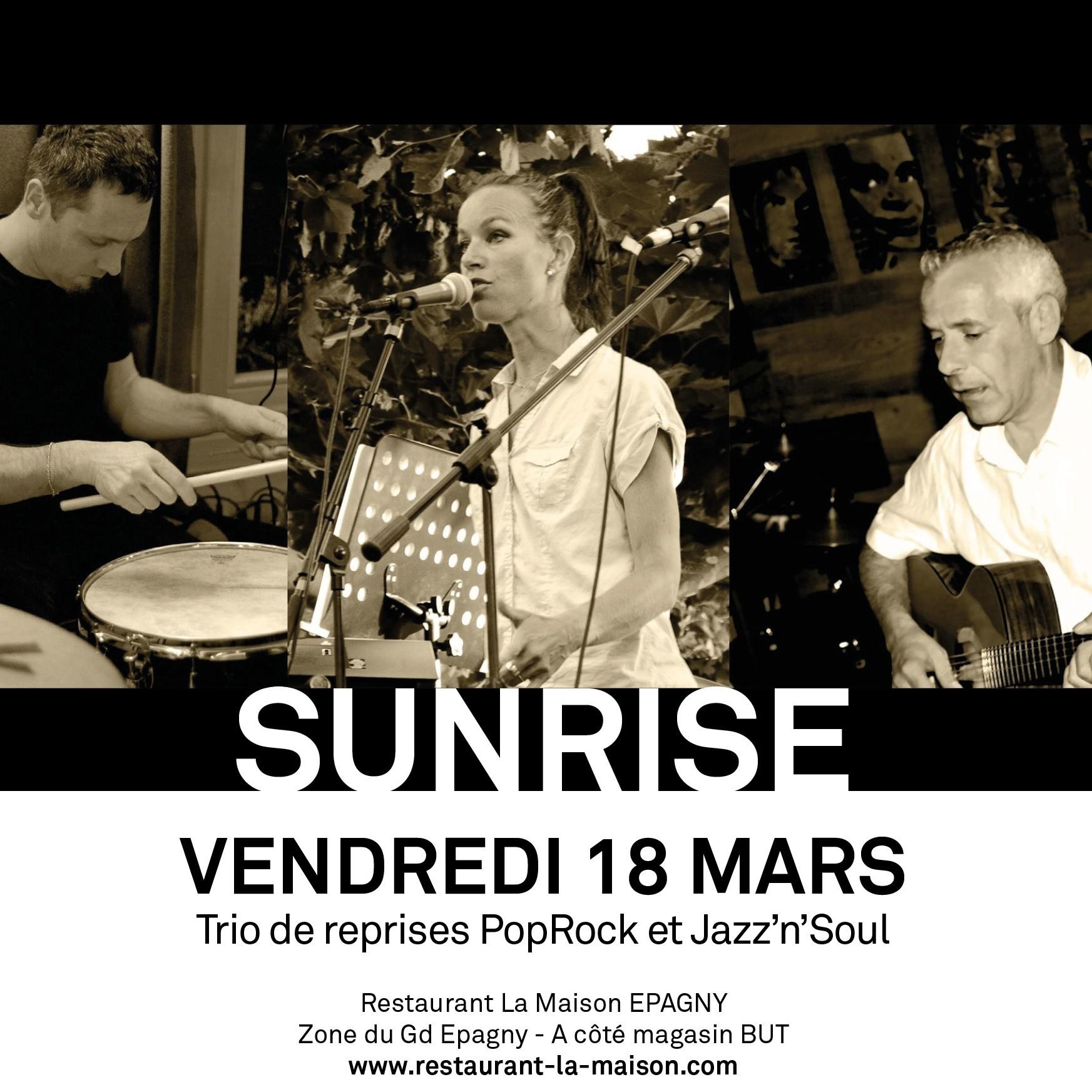 Concert de Sunrise