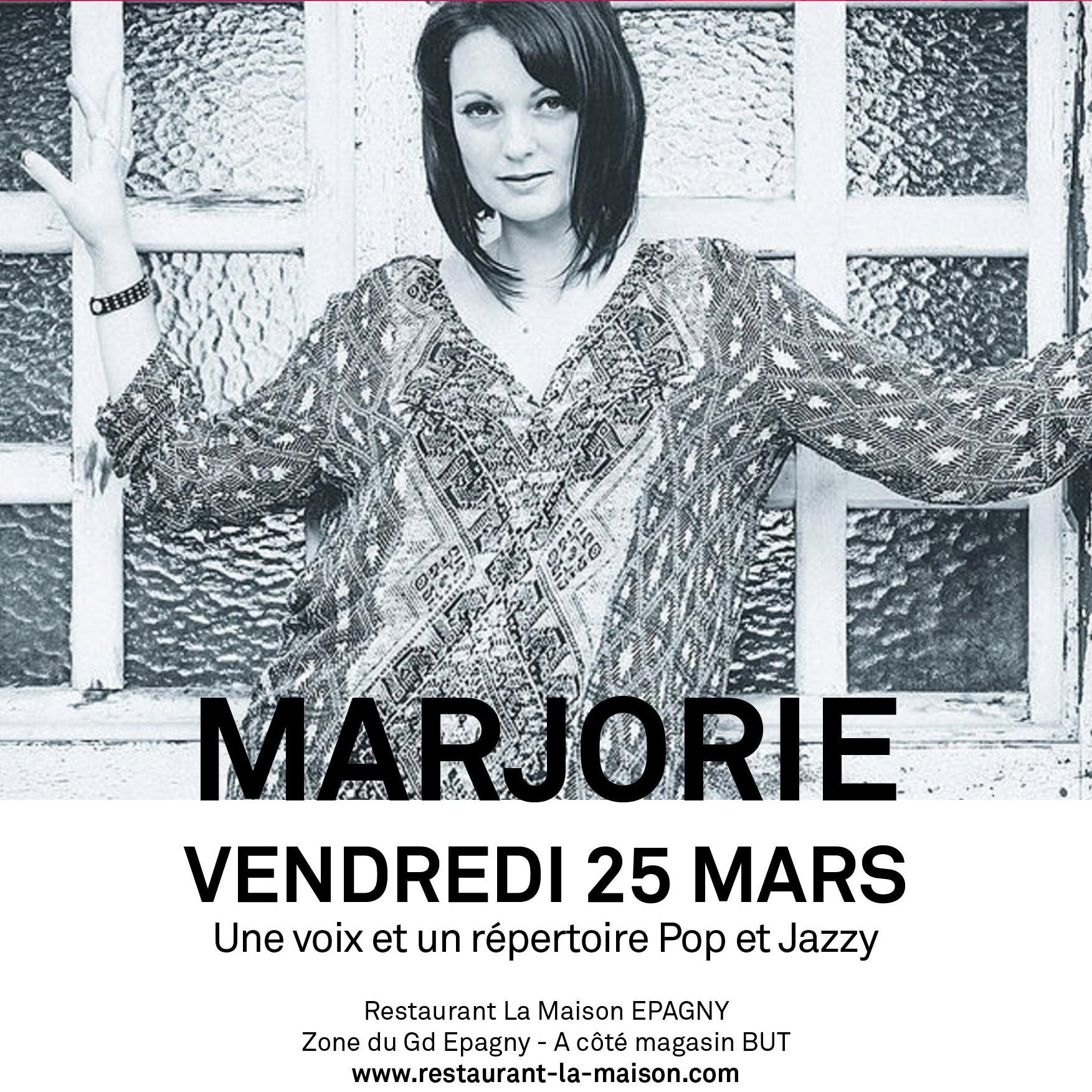 Concert de Marjorie