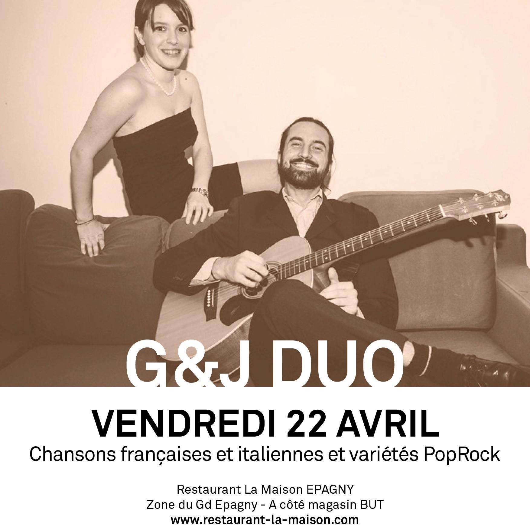 Concert de G&J Duo