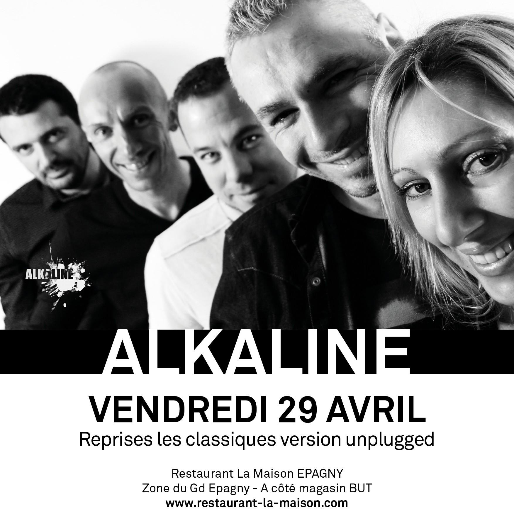 Concert d'Alkaline