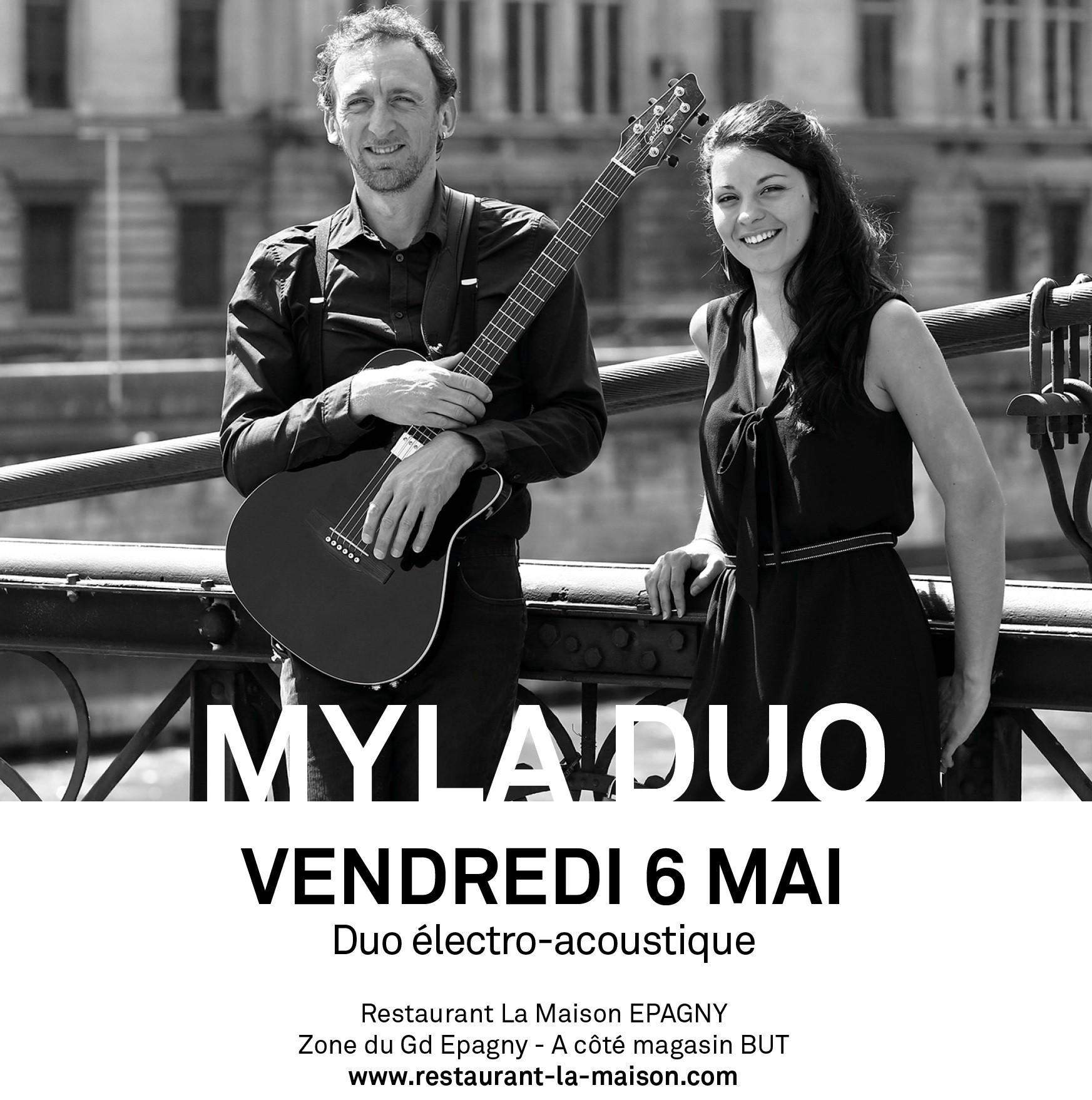 Concert Myla Duo