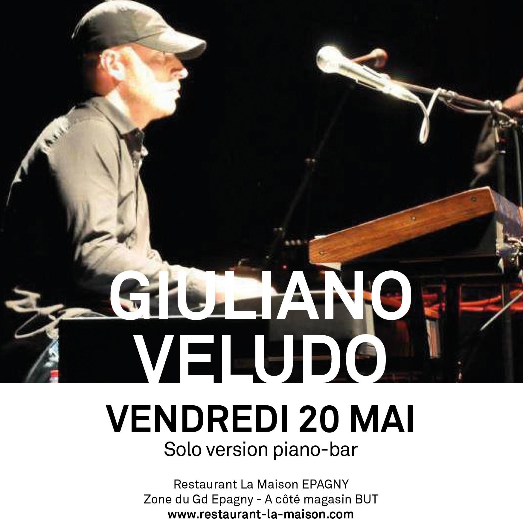 Concert de Giuliano Veludo