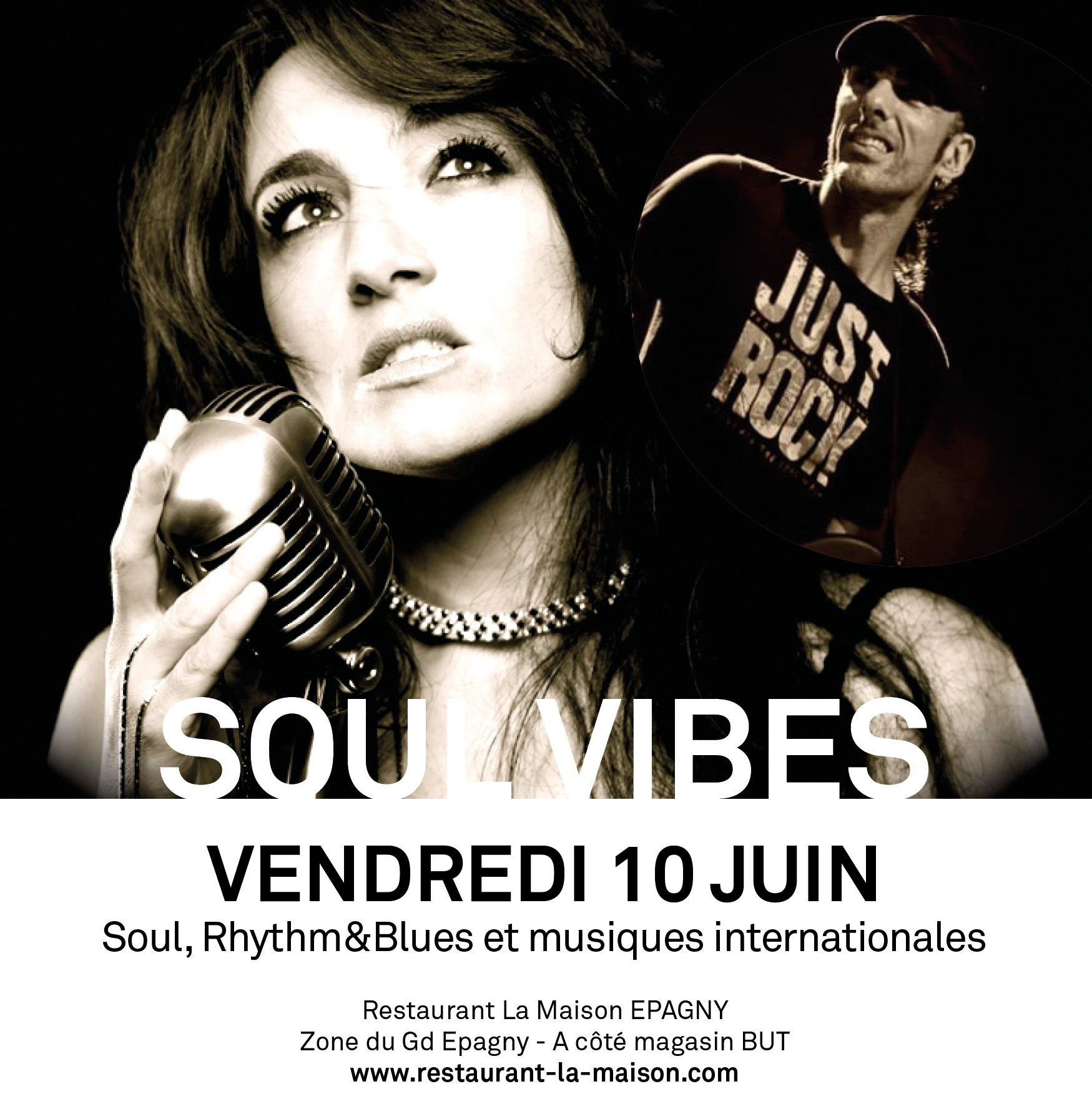 Concert de Soul Vibes