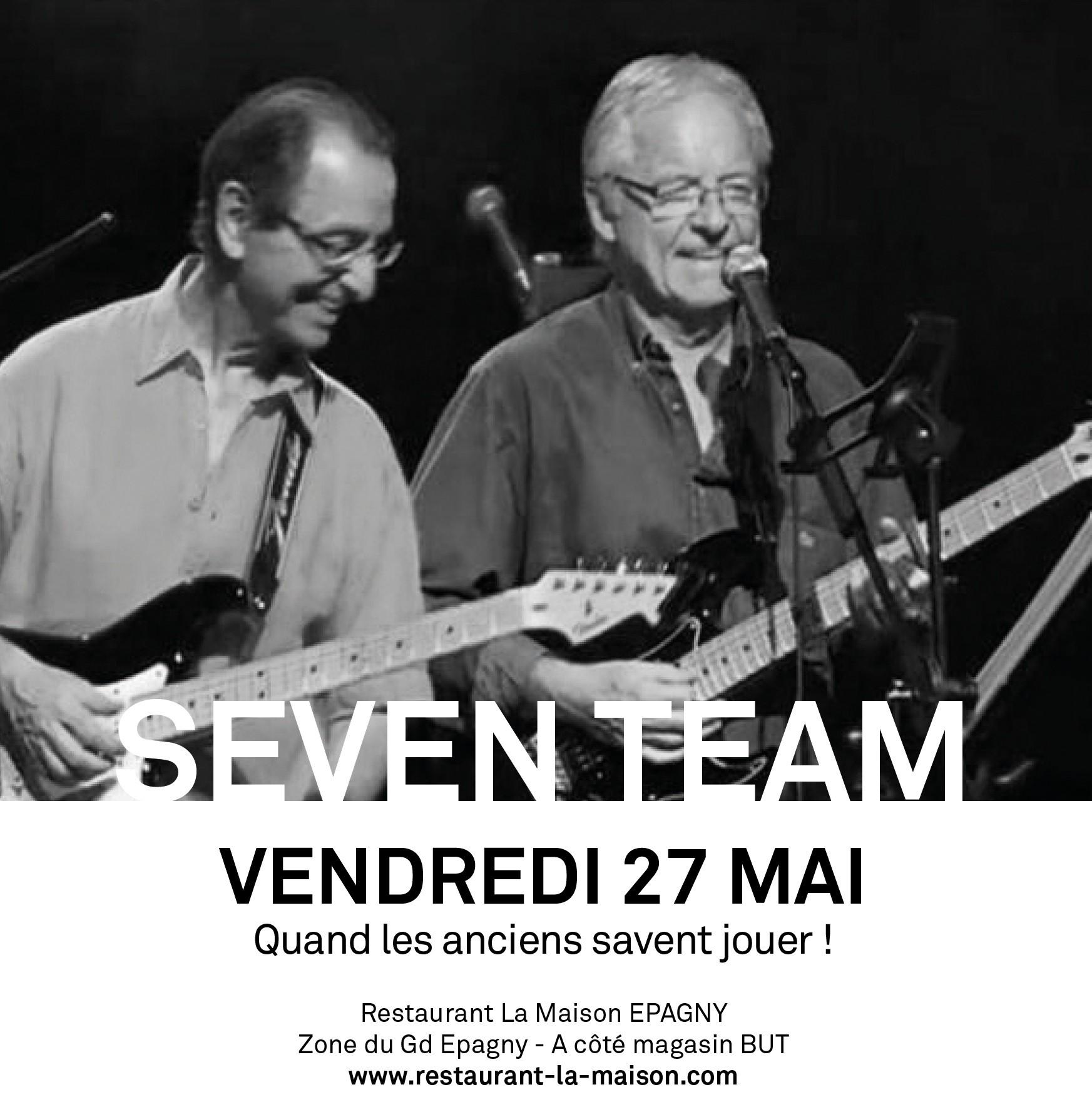 Concert de Seven Team