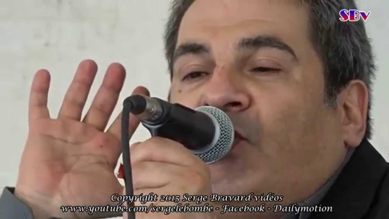 Concert Philippe Grande chante Nougaro