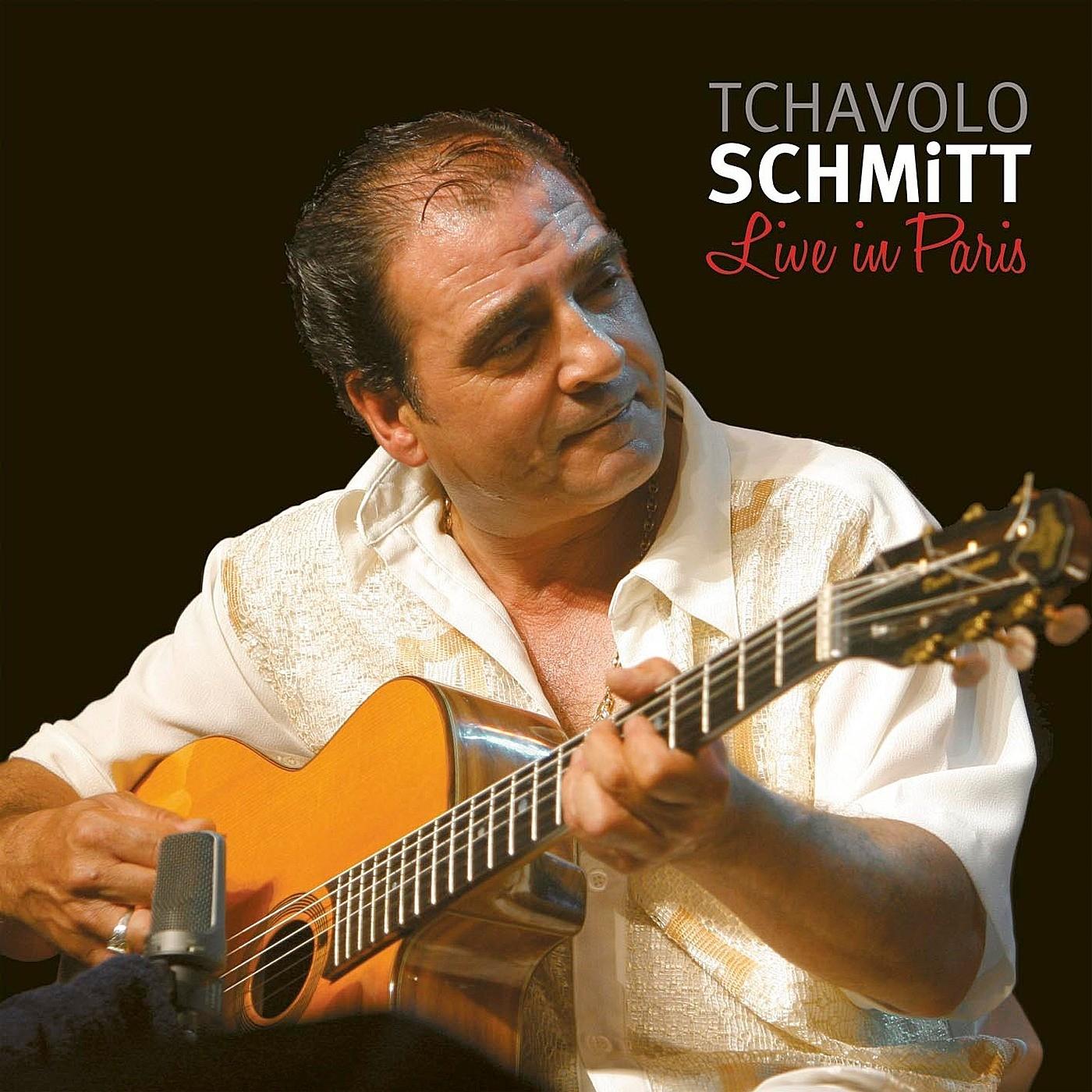 Concert Tchavolo Schmitt - Jazz manouche