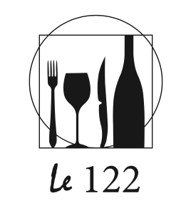 Logo Le 122 | Paris
