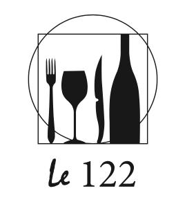 Logo Le 122 | Paris