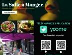 Photo Téléchargez l'application yoome pour la vente à emporter - La Salle à Manger