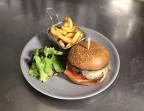 Photo Corsica Burger (produits 100% AOC) - La Salle à Manger
