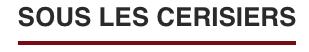 Logo Sous les cerisiers