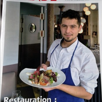 """Les Marchés hebdo, Viande Magazine """"La restauration traditionnelle tire son épingle du jeu"""""""