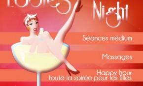 LADIES NIGHT LE JEUDI 21 MAI 2015 A LA CREOLE - PARIS 14EME