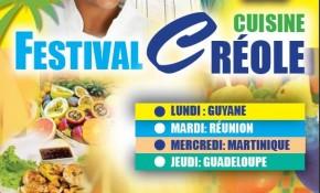 FESTIVAL DE LA CUISINE CREOLE