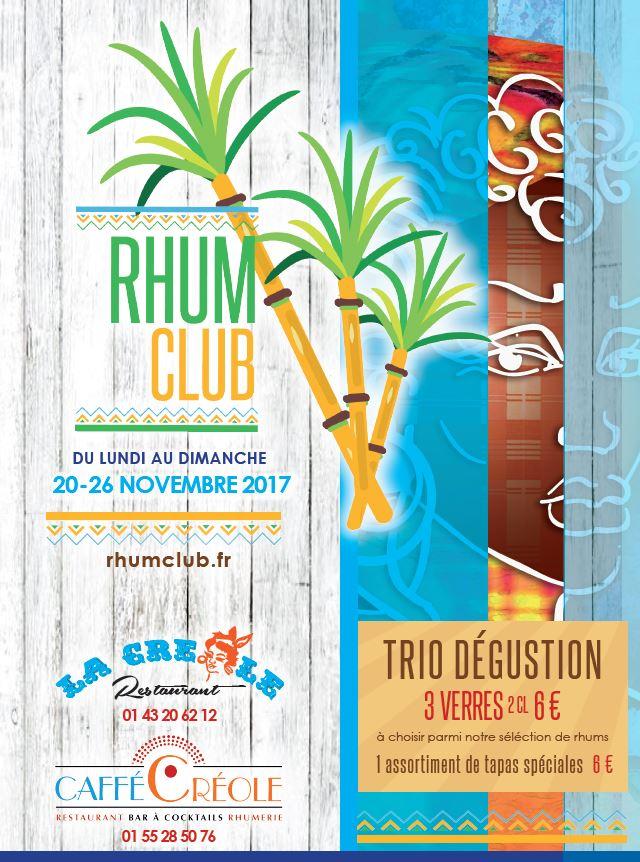 Festival Rhum Club #Edition2017