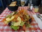 Photo Salade caesar - Le Bistrot du Croissant