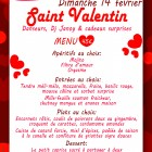 Soirée de la Saint-Valentin au Cuba Compagnie - Restaurant Paris