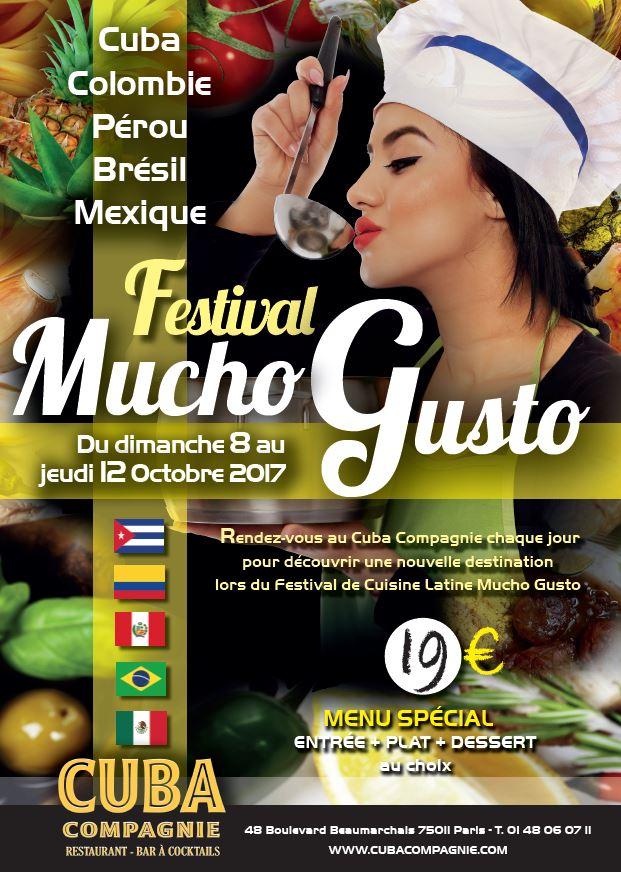 Festival de Cuisine Latine