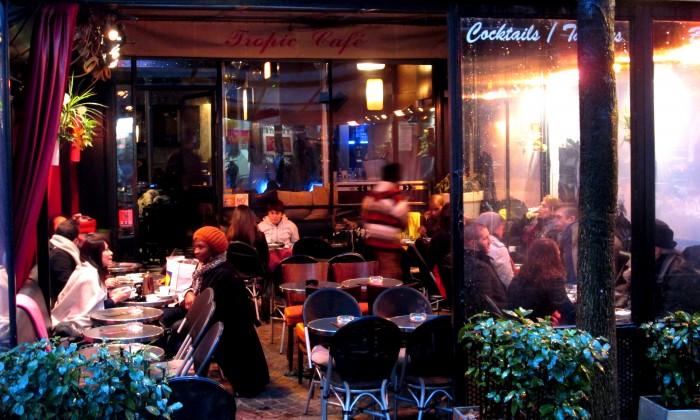 Photo Le Tropic Café