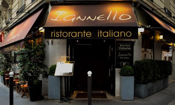 iannello restaurant italien paris. Black Bedroom Furniture Sets. Home Design Ideas