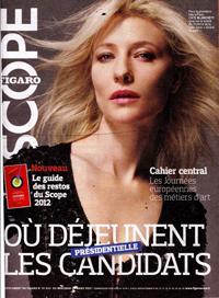 Le Figaroscope, n° 21043, 28/03/2012