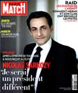 Paris Match - Mars 2012
