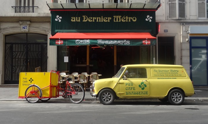 Photo Au Dernier Métro