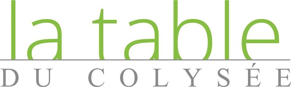 Logo La Table du colysée