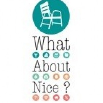 "Anne Lombardo, journaliste de ""What About Nice ?"""