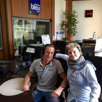 """L'émission """"Les Cordons Bleus"""" sur radio France Bleu Azur"""
