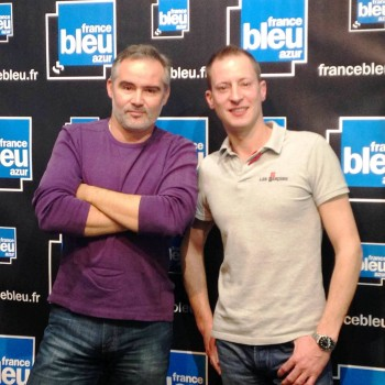 """On cuisine ensemble"" sur radio France Bleu Azur"
