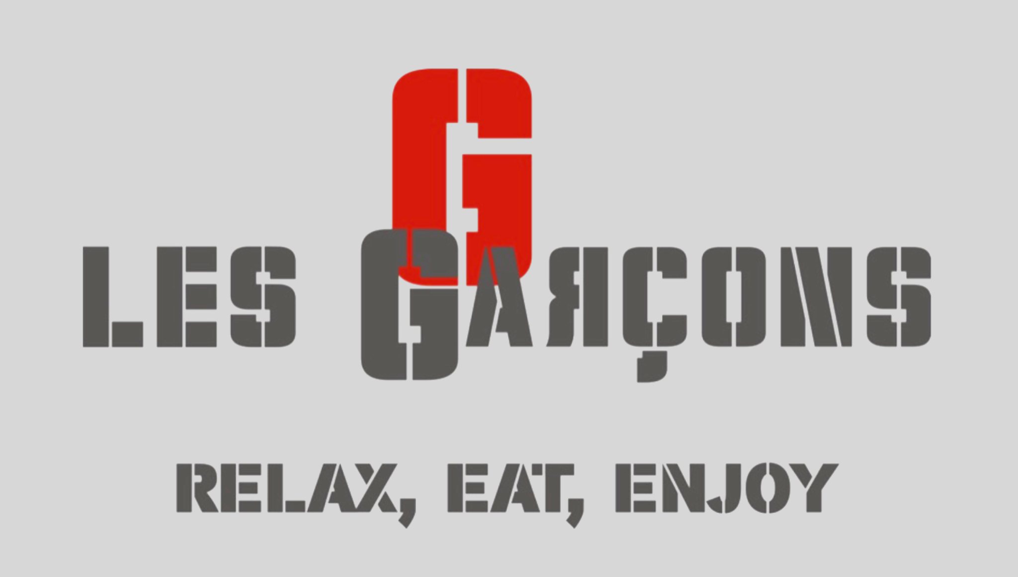 Logo LES GARÇONS