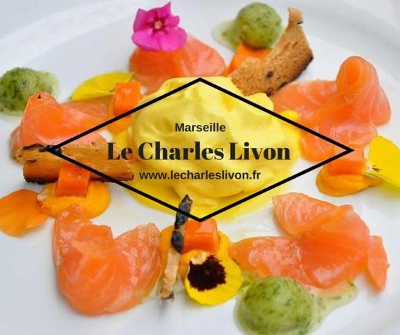 Le Charles Livon Vieux Port Marseille
