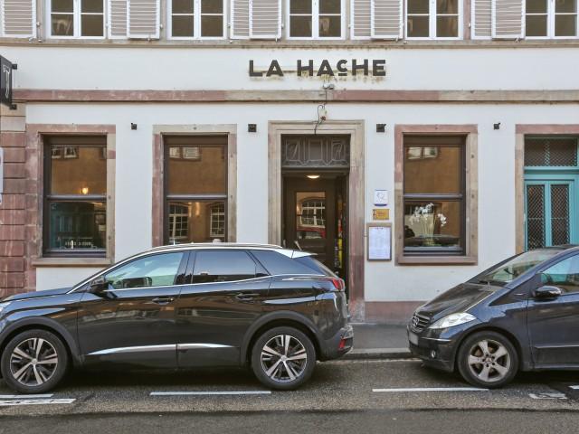 Brasserie La Hache