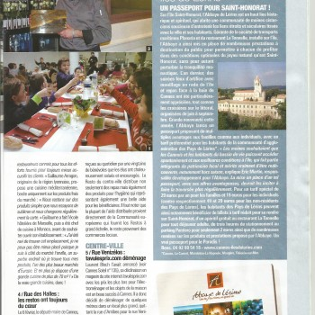 Article Cannes Soleil