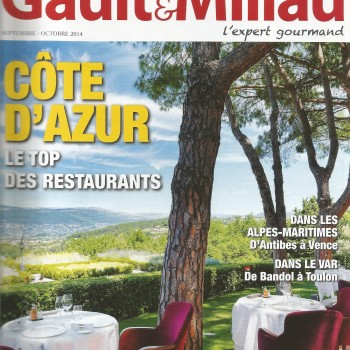 Article magazine Gault et Millau