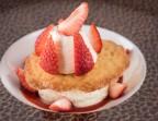 Photo Ou, mousse mascarpone aux fraises de chez Fred - Bistrot Gourmand
