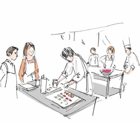 Atelier de cuisine spécial Foie Gras. Samedi 14 Décembre 16h-17h30. 50€