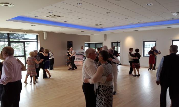 Thé dansant avec Danielle Nicolas