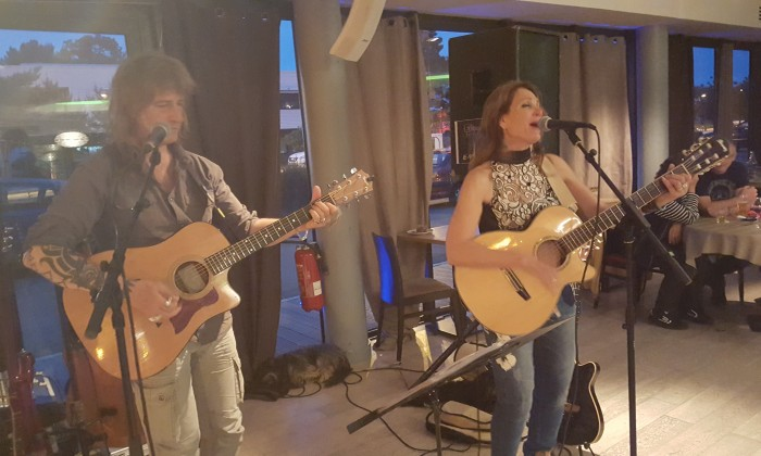 Concert avec Barbara Luna