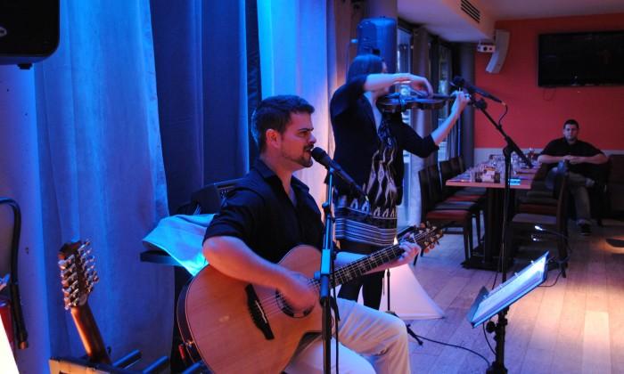 Concert avec Pop Cordes