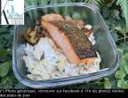 Photo POISSON du jour à réchauffer par vos soins (en contenant jetable compostable) - K5 by PAUL