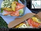 Photo SALADE du jour (en contenant jetable compostable) - K5 by PAUL