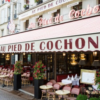 4 restaurants mythiques du ventre de Paris