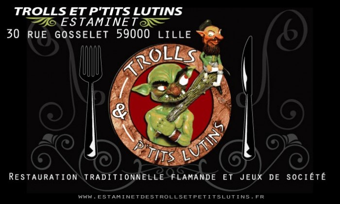 Photo Estaminet des Trolls et Petits Lutins