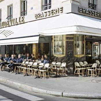 Le Vaudeville, une brasserie comme on les aime