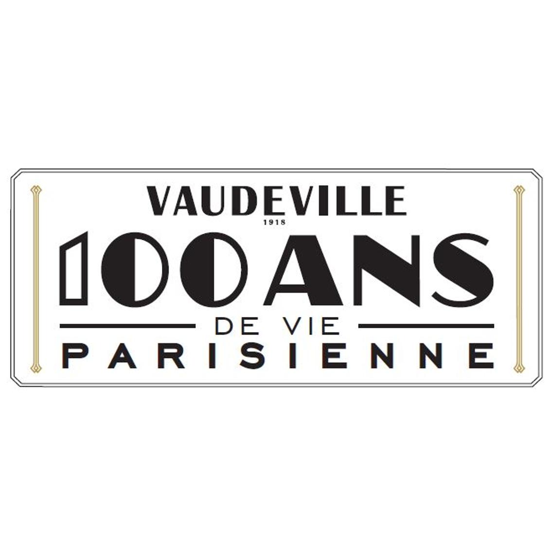 Le Vaudeville fête ses 100 ans