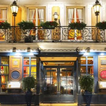 Le Procope, le plus célèbre café-restaurant de Paris